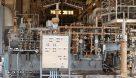 کمپرسورهای ایستگاه جمع آوری گاز رامشیر تعمیر و راه اندازی شد
