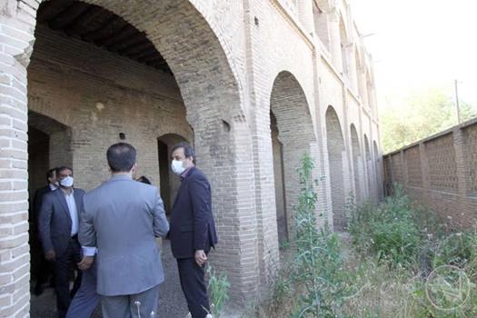 شهردار اهواز: احیای بافت های تاریخی در دستور کار شهرداری و شورا قرار دارد