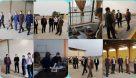 بازدید مدیر تعاون روستایی استان خوزستان از مراکز خرید گندم شهرستان هندیجان