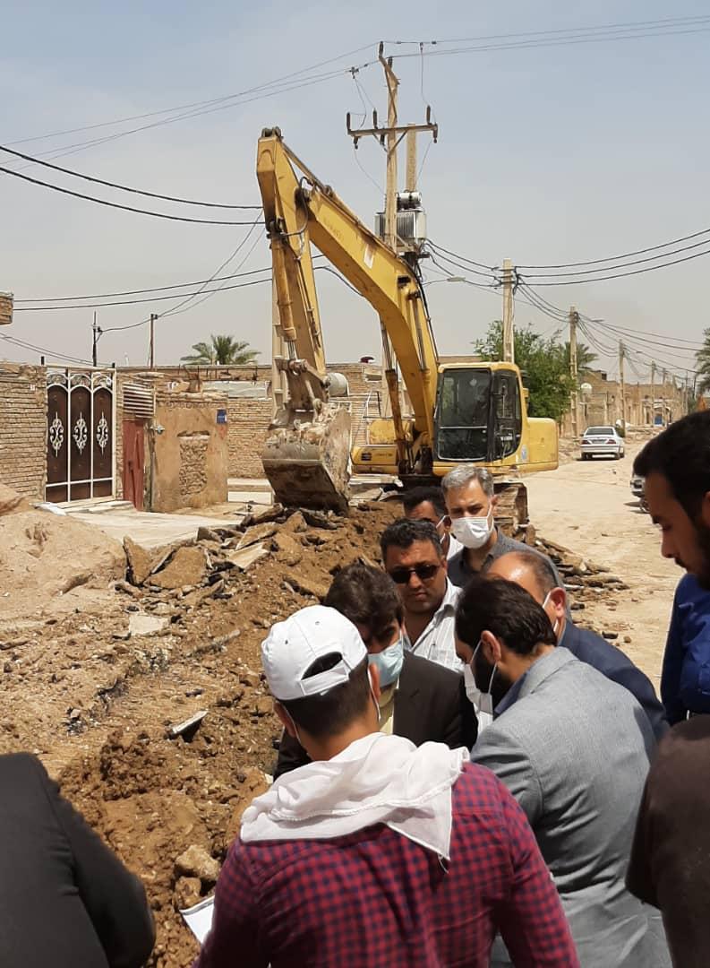 آب و فاضلاب یک دستگاه خدماتی است که برای خدمت و کسب رضایت شهروندان تلاش می کند و نه یک نهاد سیاسی!