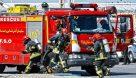 شعلههای آتش در هتل ایران/ ۱۵ نفر نجات یافتند