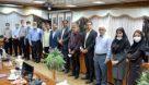 کارگاه آموزشی خبر نویسی در روابط عمومی شرکت توسعه نیشکر برگزار شد