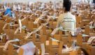 فرمانده سپاه حضرت ولیعصر (عج) استان خوزستان: ۱۱۶ هزار بسته معیشتی از ابتدای سال برای نیازمندان خوزستان تهیه شد