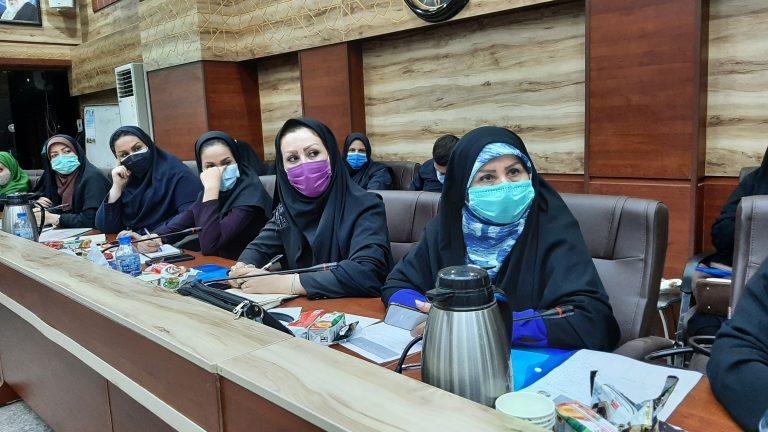 نشست بصیرتی و روشنگری ویژه هیات اندیشه ورز و بسیجیان رسانه استان خوزستان