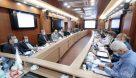 نشست مشترک شهرداری اهواز با آبفای استان و اهواز در خصوص آبهای سطحی و فاضلاب