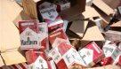 چهار میلیارد ریال سیگار قاچاق خارجی در دزفول کشف شد