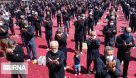 نماز ظهر عاشورا در شهرهای خوزستان برگزار شد