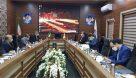 دیدار رئیس هیات مدیره فولاد خوزستان با مدیرعامل بانک تجارت استان