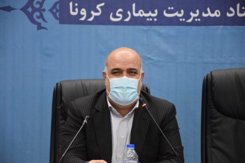 کارکنان ادارات خوزستانی کارت واکسن نداشته باشند از کار منفصل می شوند